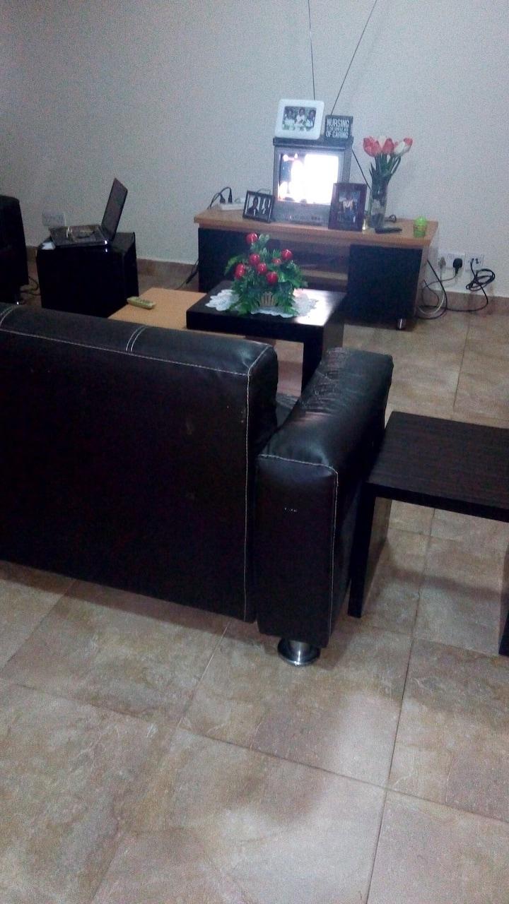 Adeyinka's Apartment