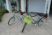 Two Bicycles for Guest  Use - easy ride to  many local restaurants, shopping, boardwalk, and attractions