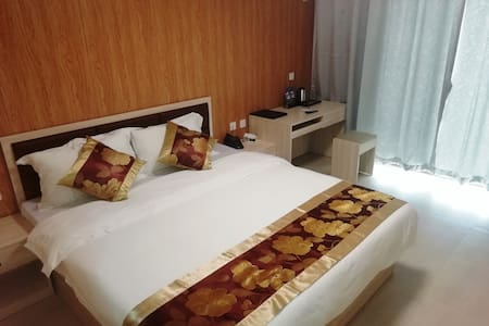 Double Room with Harbour View & Balcony