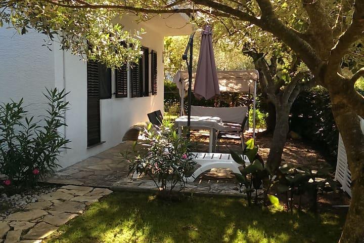 Ground Floor-Olive Trees Garden 4+1 - Kožino - Apartamento