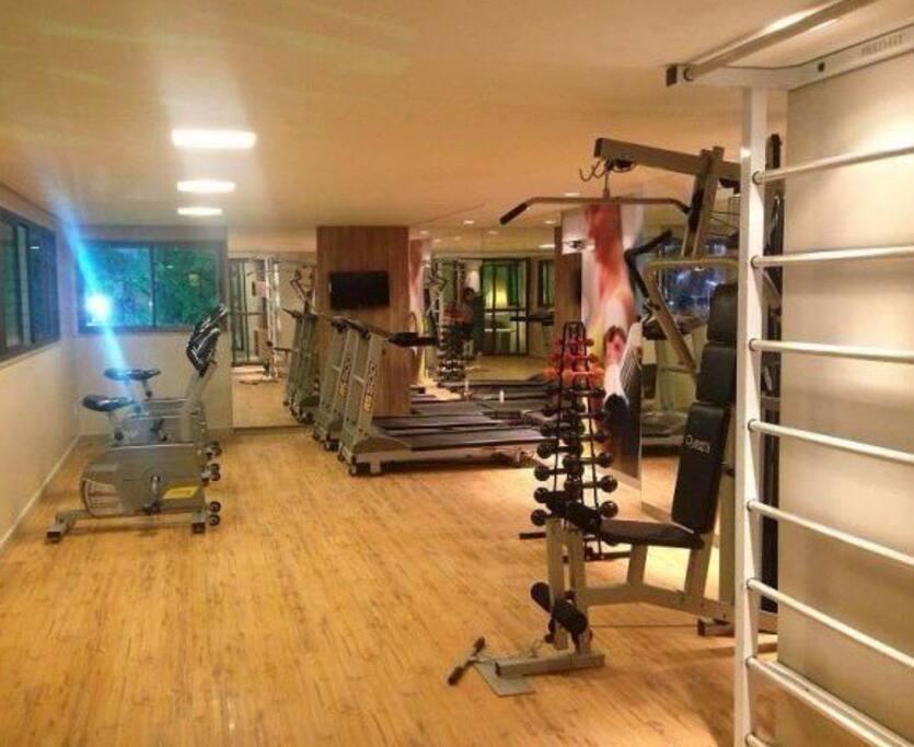 Gym - Academia