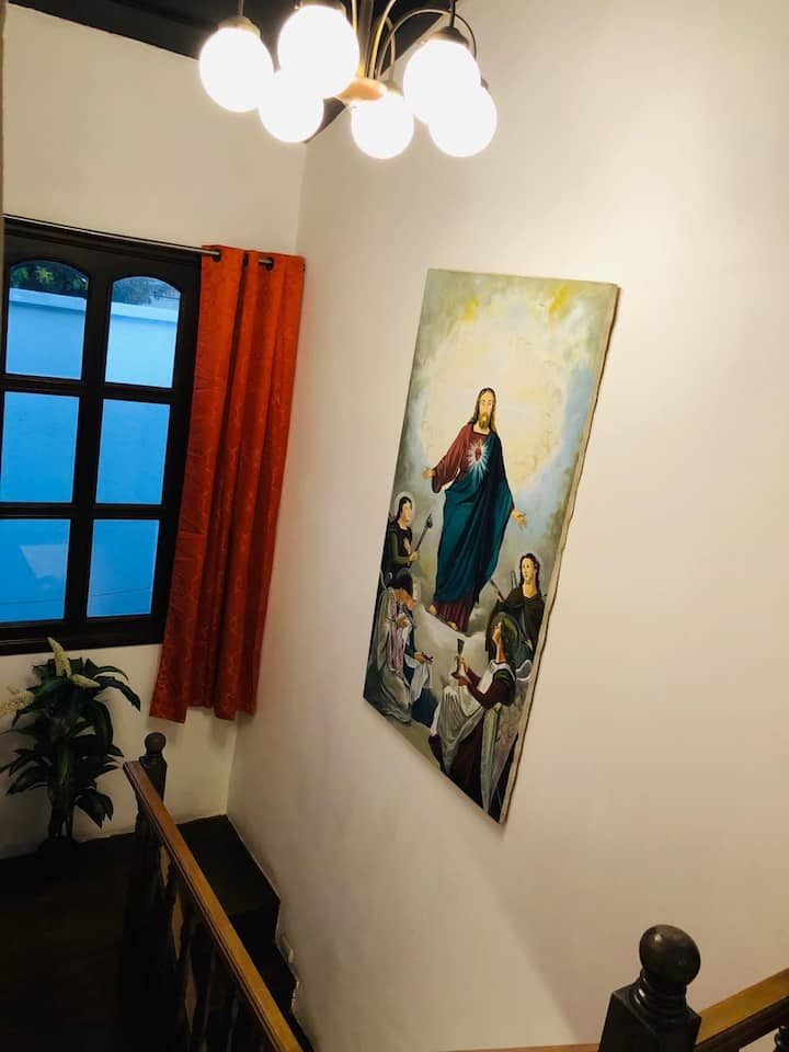 Habitación Cuadruple - Hotel Casa de Don Moncho