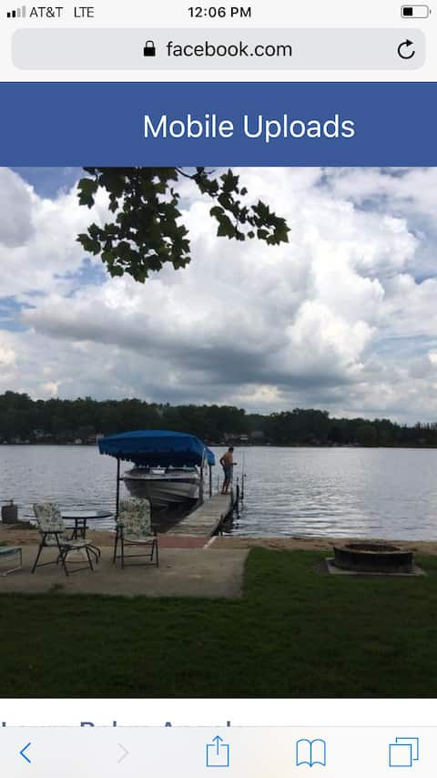 Finch Lake Lakehouse and Boat House