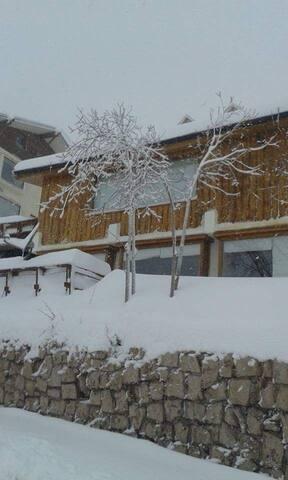 Casa refugio en Ski  La Parva