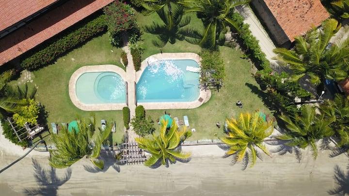 HOTEL PORTO DO ZIMBO NA 4ª PRAIA