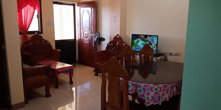 Kyle and Kenjie Jimenez Transient House