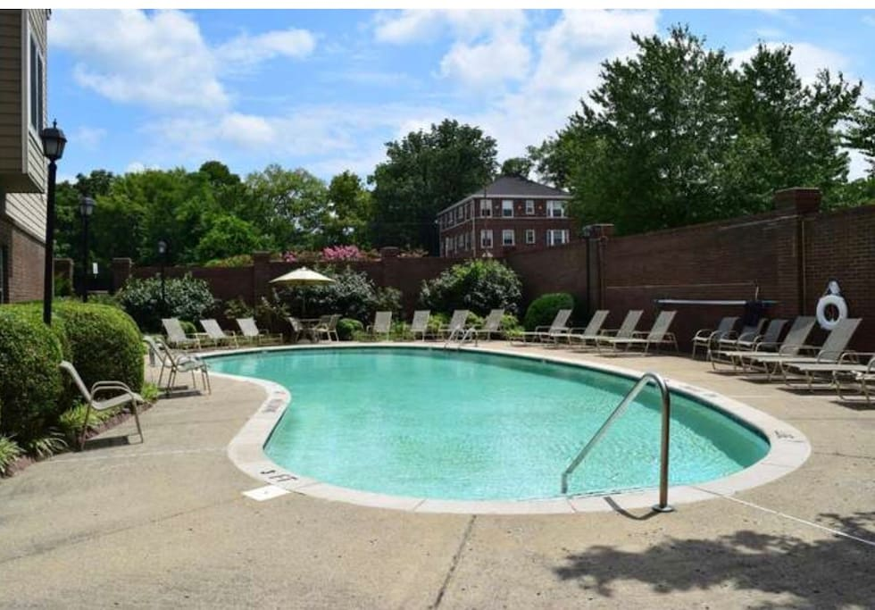Private Community Pool Available to Guests Open May - September