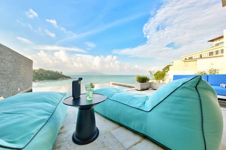 Villa by the Bay - Spectacular Beach and Sea Views - サムイ島 - 別荘