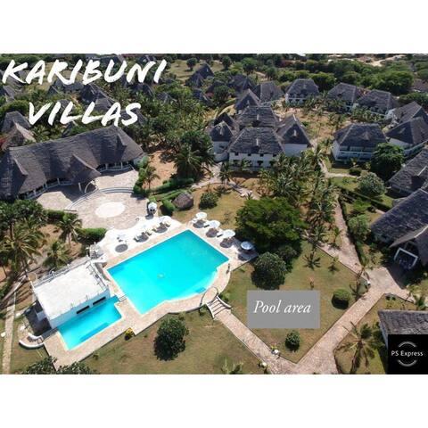 African Dream Vacation Malindi-Olson Villa Mambrui