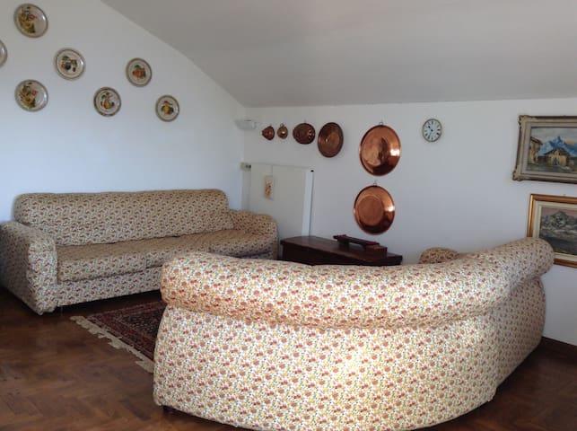 Splendida Mansarda con Vista - Piazzatorre - Apartment