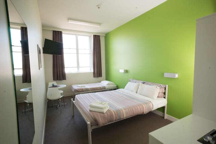 Double Twin Room with Ensuite