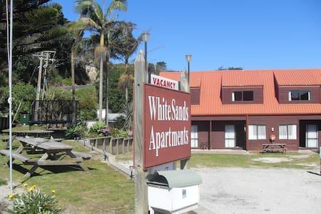 White Sands Apartments - Karikari Peninsula - Appartamento