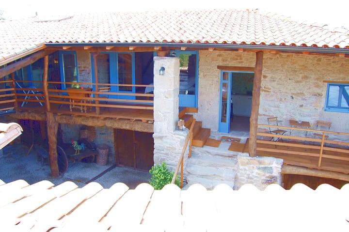 Casa do Polo - A Vilerma - Ribeira Sacra