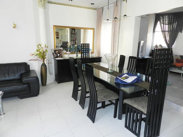Très bel appartement tout confort à 3' du Kikar