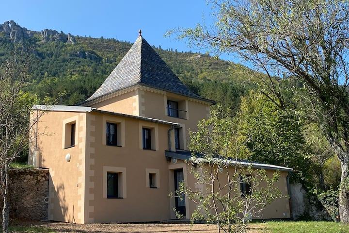 L'ancien pavillon des vignerons