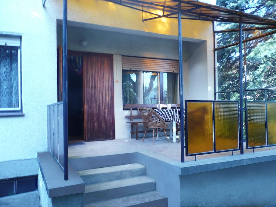 2nd terrace