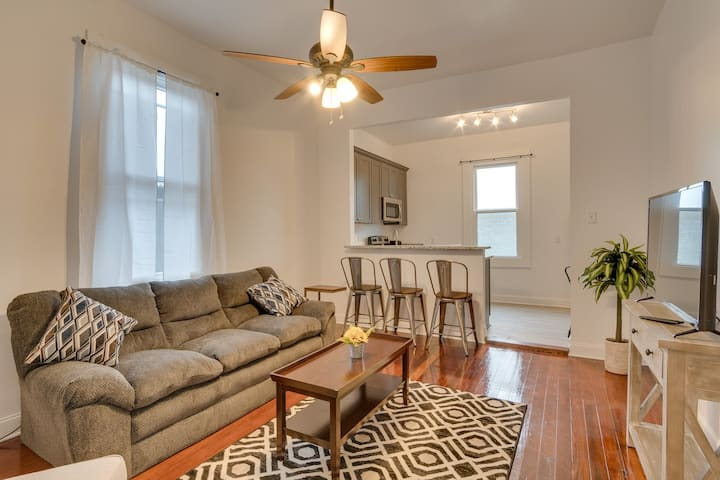 Beautiful 3 Bedroom Architectural Gem on Frenchmen