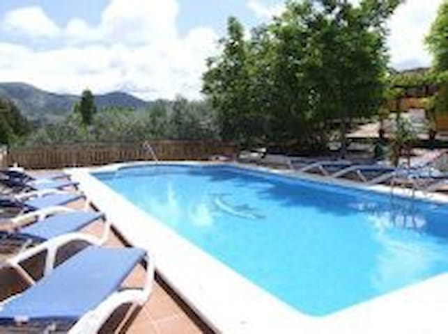 LOOK 2 villas private pool sleeps 9 - Antequera - Villa