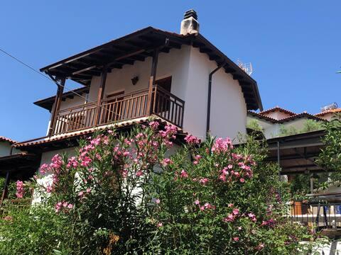 Villa by the Spa