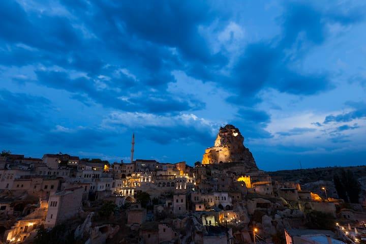 Cappadocia patisca cave house - Ortahisar Belediyesi - Höhle