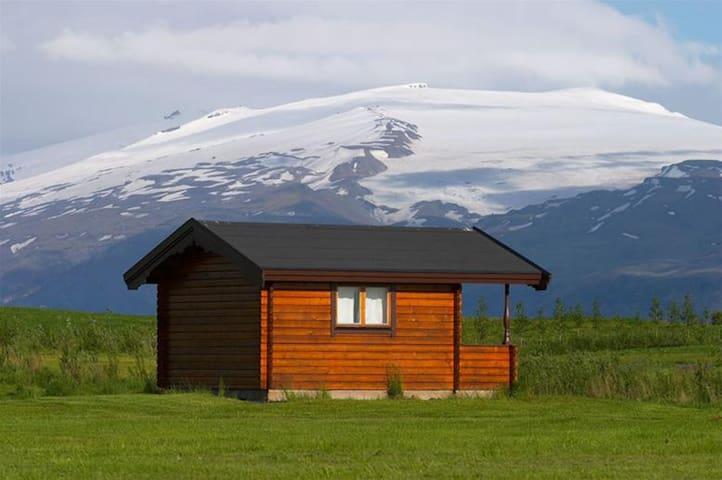 Hellishólar Cabins - Studio Cottage