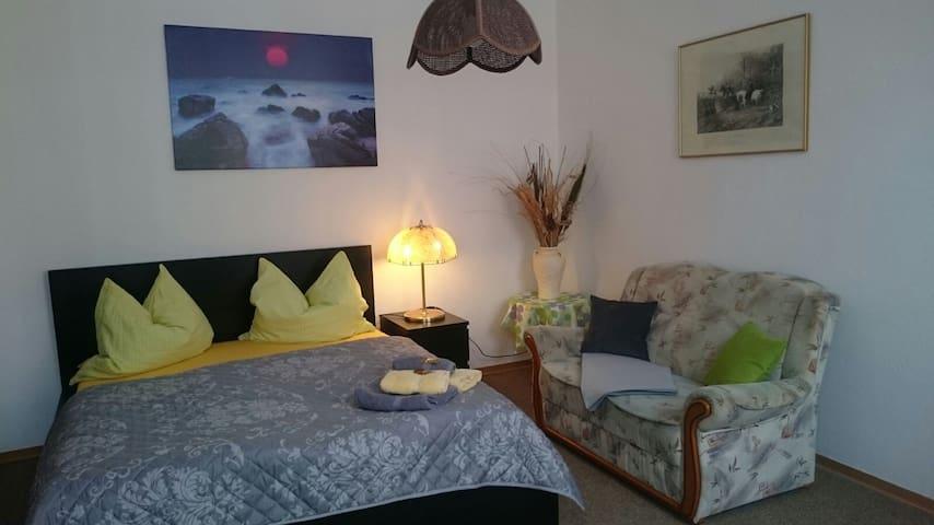 Ferienwohnung für 2 Pers. free WLAN - Hansestadt Havelberg - Apartamento