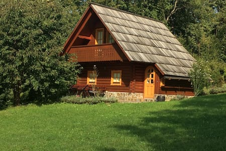 Countryside log cabin - Tirna - Cabana