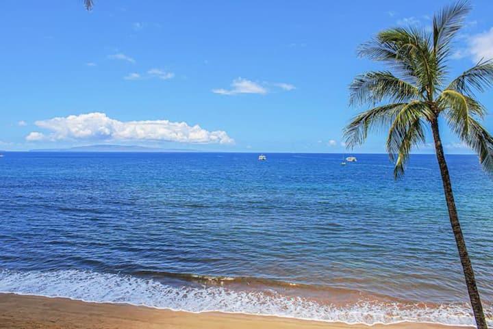 Sugar Beach Resort #431- 1BR Oceanfront Condo!