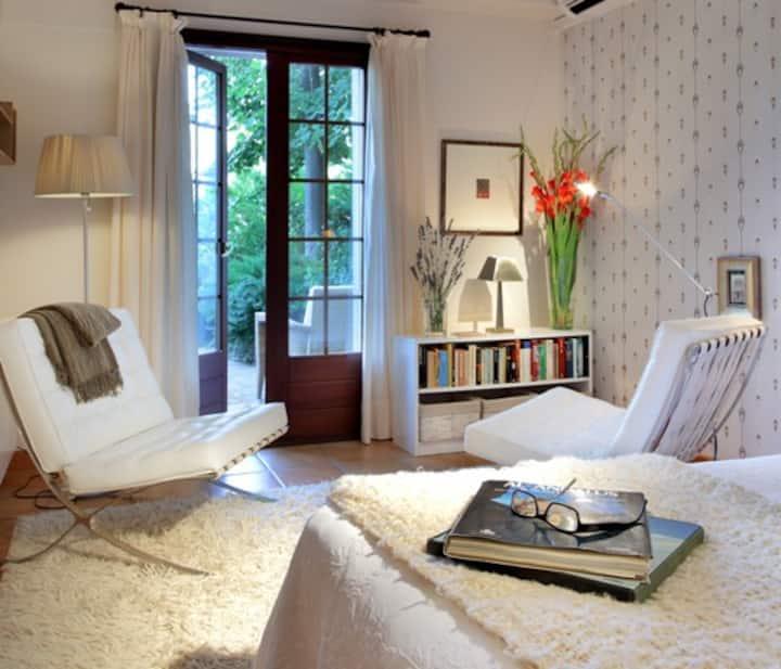 Eco-boutique hotel: Hab STD con terraza y vistas