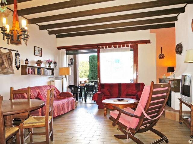 Apartment Parco Ermitage for 4 persons