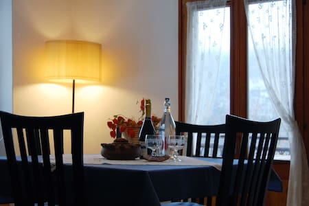 Appartamento nel cuore delle Alpi! - Trasquera - Apartment