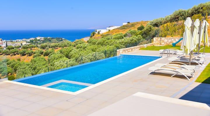 Sea View Villas Kallia