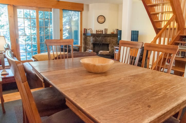 2 Bed / 2 Bath w/ Den and 2 Lofts - Vail #24 - Vail - Townhouse