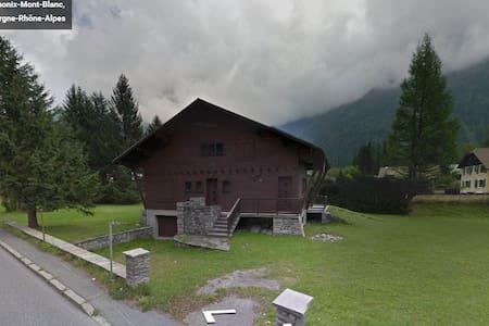 4 Chambres dans un Chalet de 11 places à Chamonix - Chamonix-Mont-Blanc - Flat