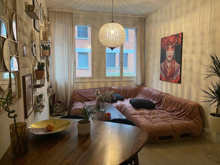 Modern & spacious flat
