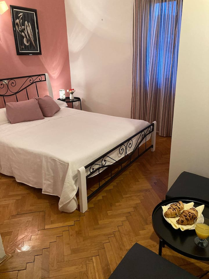 Private room Ana - sweet vacations in Malinska