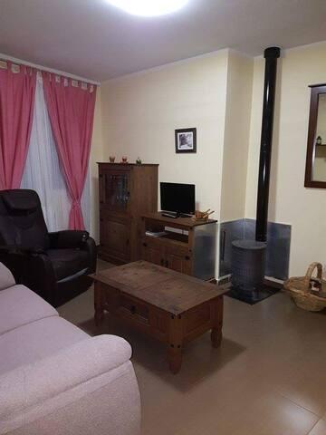 Apartamento rural Lozoya B
