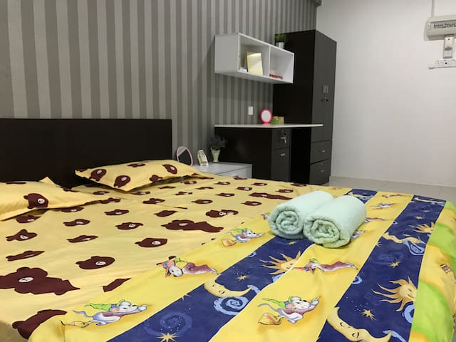 Fully Furnished Studio near UTAR Kampar