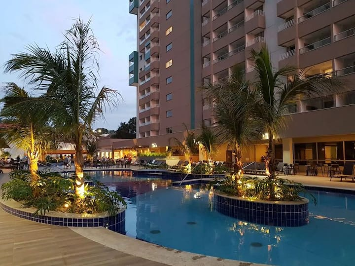 Apartamento Olímpia Park Resort