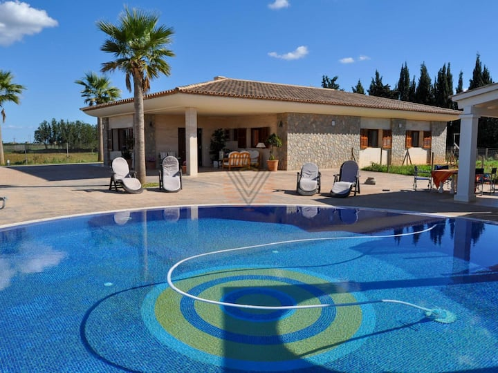 Eden Son Manyo 223, Country house in Sa Pobla, Mallorca