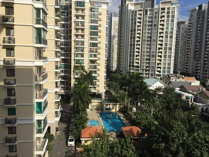 FOR RENT CANTAVIL AN PHU DISTRICT 2