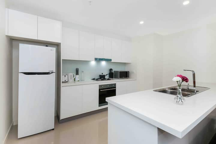 Sydney Airport Service Apartment  悉尼机场酒店式公寓  802