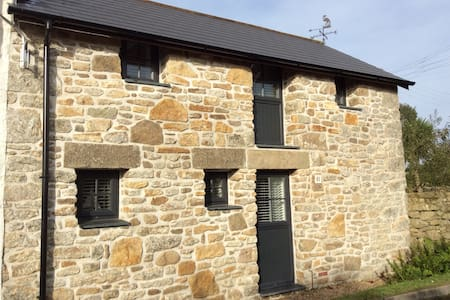 Cosy barn close to coast path and Praa Sands - Helston - Cabaña