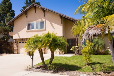 Close to Beaches and Del Mar Racetrack