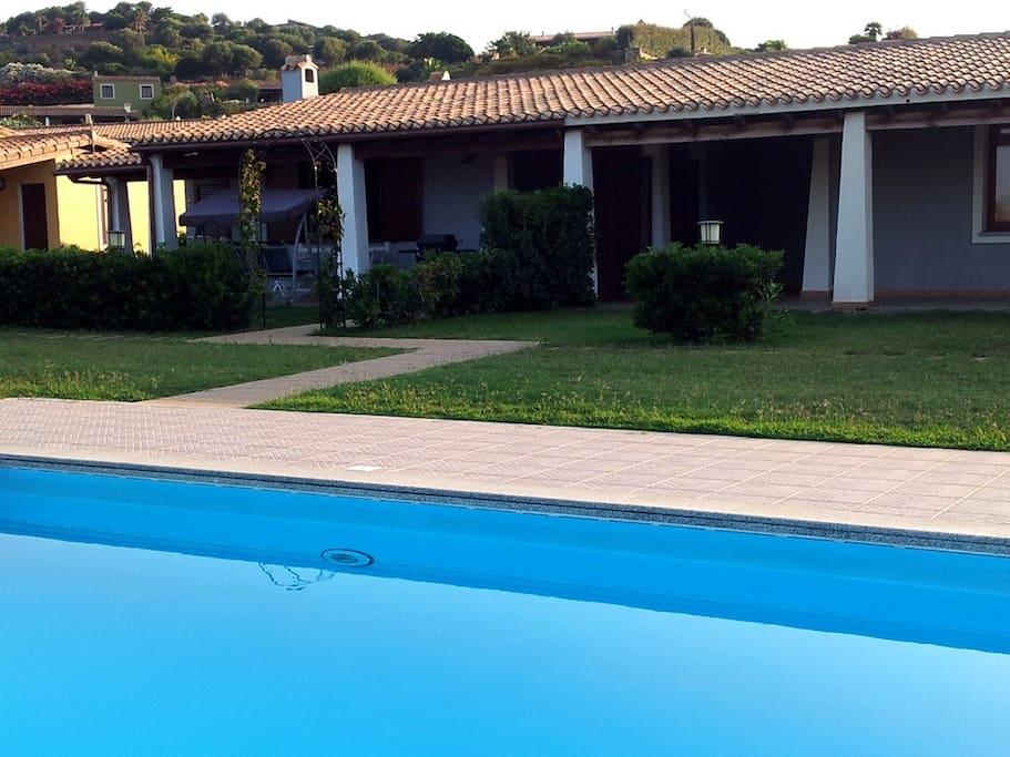 Villetta al mare con piscina accessibile disabili ville - Ville in affitto al mare con piscina ...