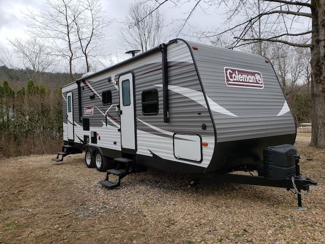 COLEMAN RV Rental Unwind-RelaxNation-