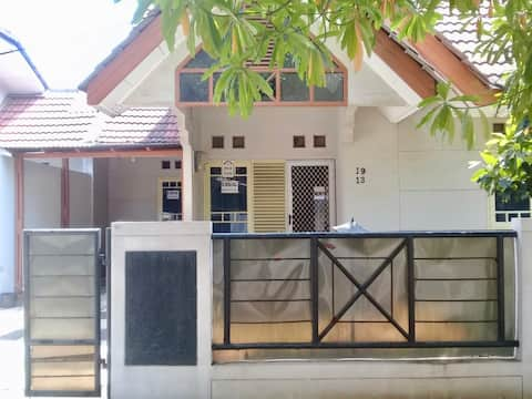 Spacious and comfortable house in BSD Mae's House
