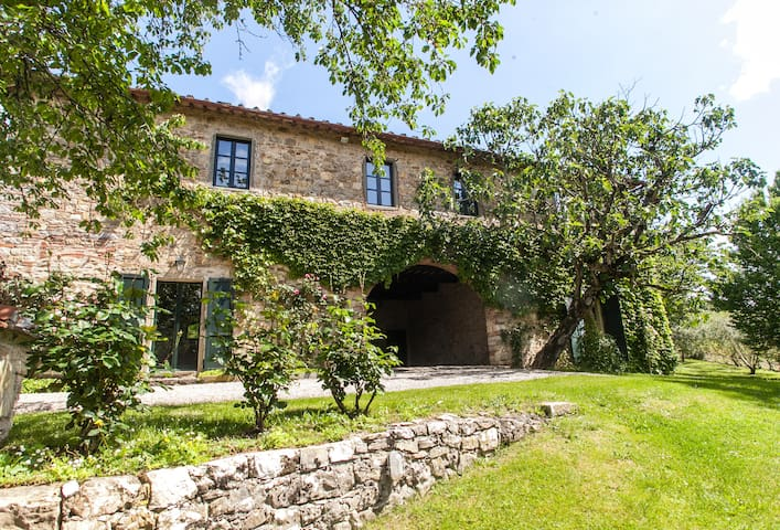 Stunning house in the heart of Chianti - Gaiole In Chianti - Casa