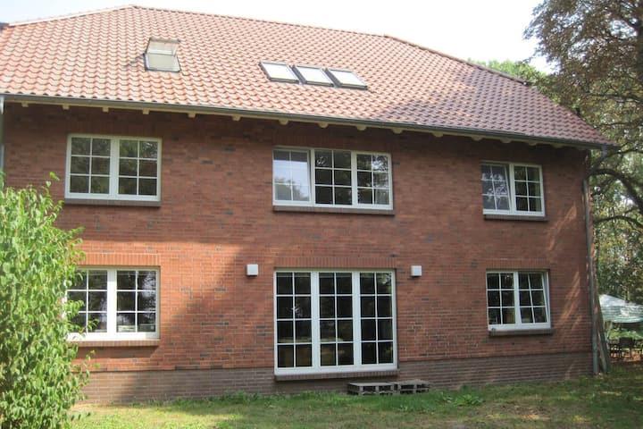 Ländliche 2-Raumwohnung in der Nähe von Rostock