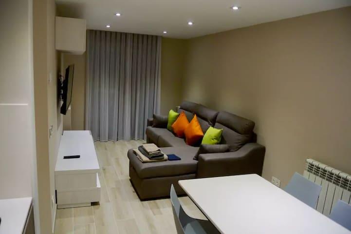 Apartamento de una habitación nuevo - Canillo - Pis